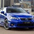 Тест-драйв Тест-драйв Lexus CT 200h