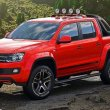 Тест-драйв VW Amarok Canyon