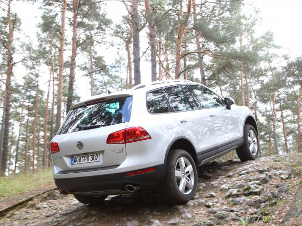 Volkswagen Touareg V6 TDI Terrain Tech