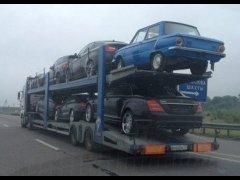 Забавные случаи на дороге