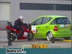 Мотоциклы проходят тесты