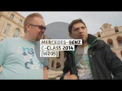 Mercedes-Benz C-class 2014 (W205) - Большой тест-драйв (видеоверсия) / Big Test Drive