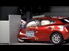 Хонда Сивик краш-тест