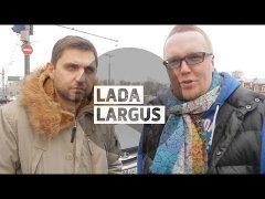 Lada Largus - Большой тест-драйв / Big Test Drive - Лада Ларгус