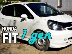 Honda FIT, 2001-2007, L13A, 86 hp
