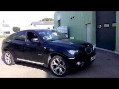 BMW X6 Осетия