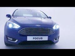 2015 Ford Focus сборка