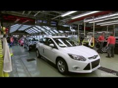 Ford Focus Production  в Америке