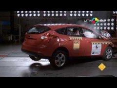 Ford Focus III 2013 Краш тест