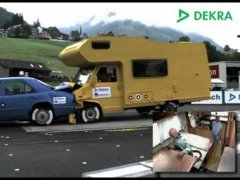 Crash Test Camper