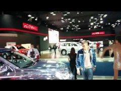 Выставка в Москве авто