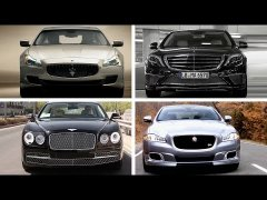 Luxury Sedan Cars