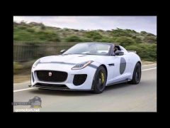 Jaguar F Type Project 7 автомобили