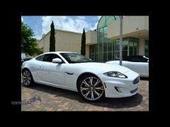 Купе Jaguar XK