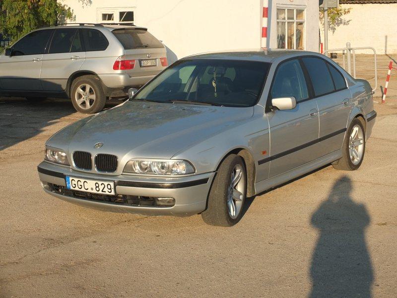 BMW 5-серия 1999