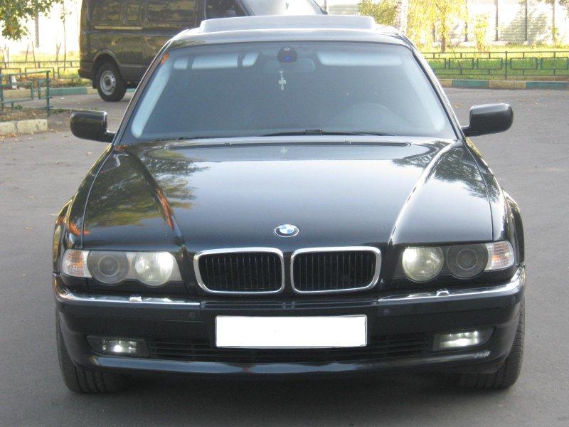 BMW 7-серия 1999