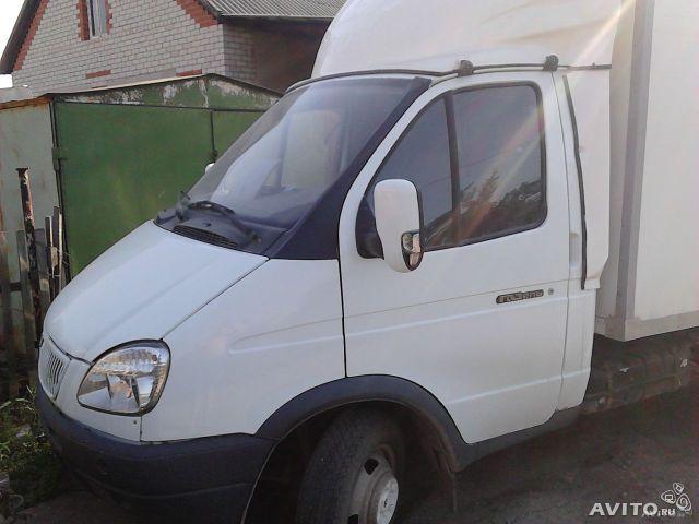ГАЗ 3302 2007