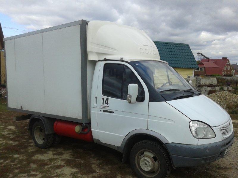 ГАЗ 3302 2008