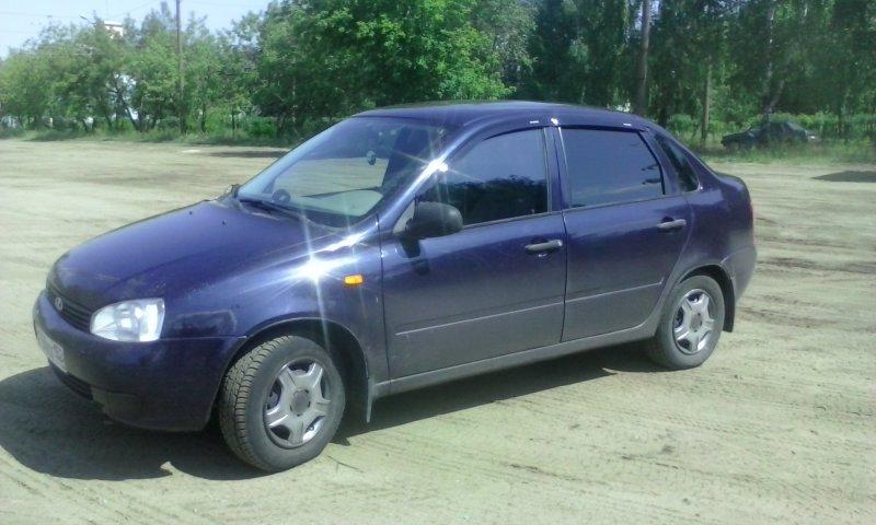 ВАЗ Lada Kalina 2008
