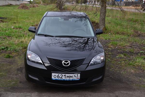 Mazda 3 Series 2008