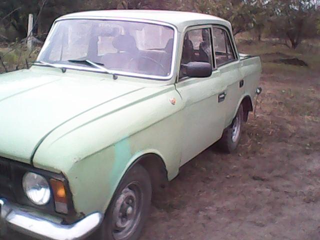 АЗЛК 412 1990
