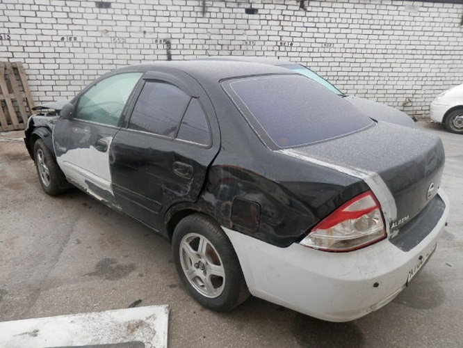 Nissan Almera Classic 2006