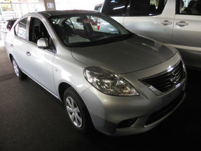 Nissan Latio 2013