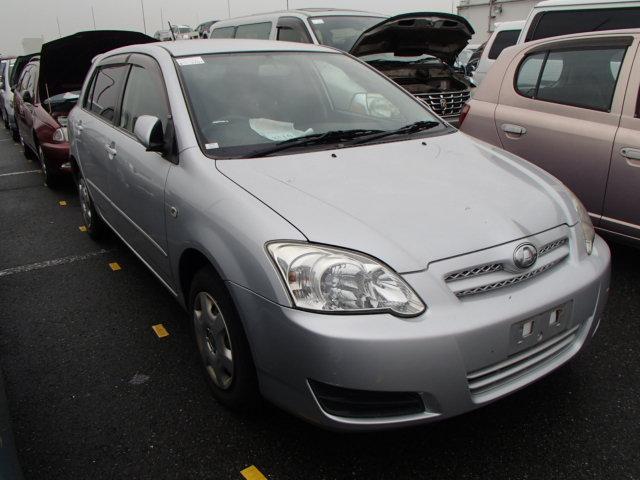 Toyota Allex 2006