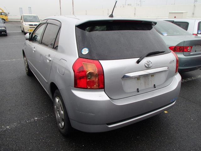 Toyota Allex 2007