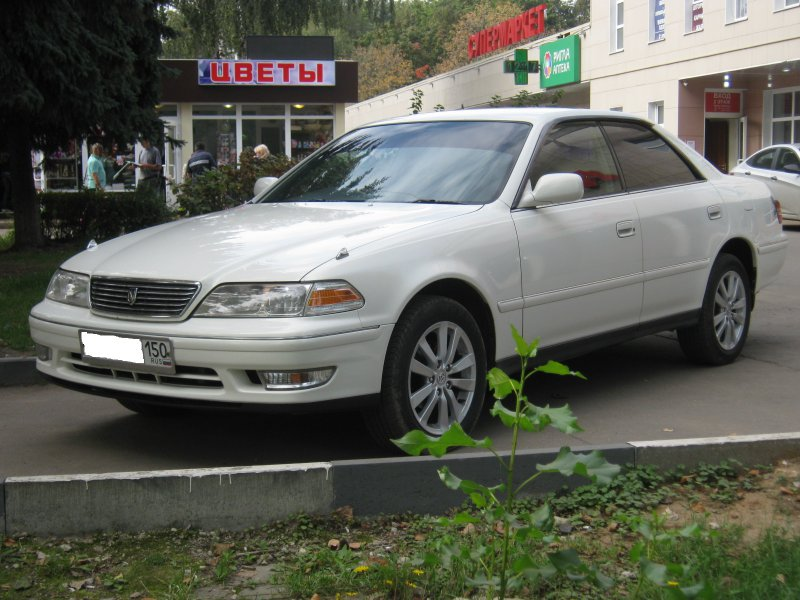 Toyota Mark II 1997