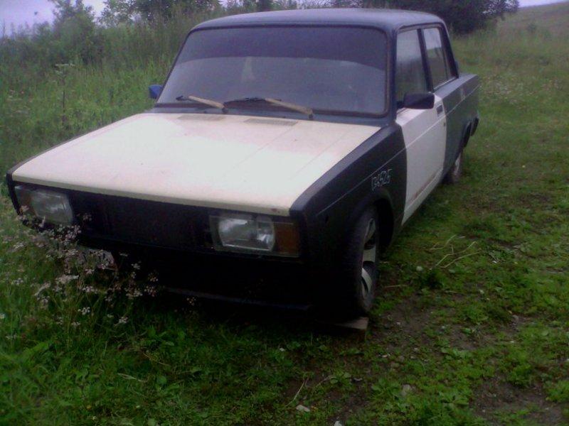 ВАЗ Lada 2107 1997