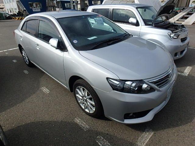 Toyota Allion 2011