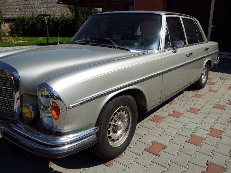 Mercedes-Benz SL-class 1971