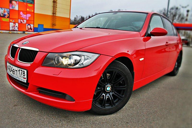 BMW 3-серия 2008