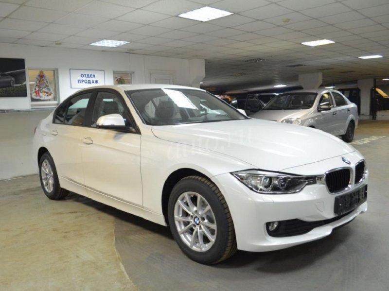 BMW 3-серия 2014