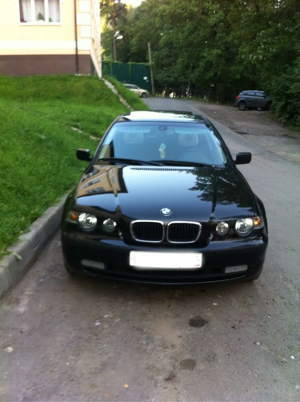 BMW 3-серия 2003