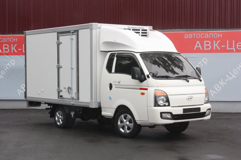 Hyundai Porter 2013