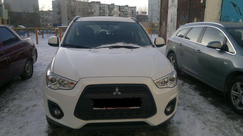 Mitsubishi ASX 2013