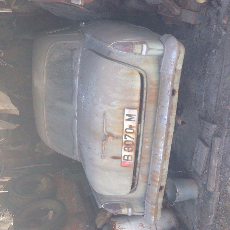 ГАЗ 21 Волга 1966