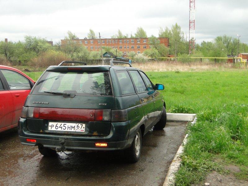 ВАЗ 2111 2003