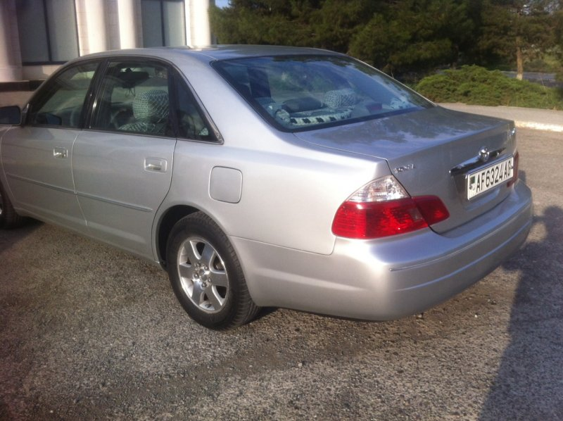 Toyota Avalon 2002