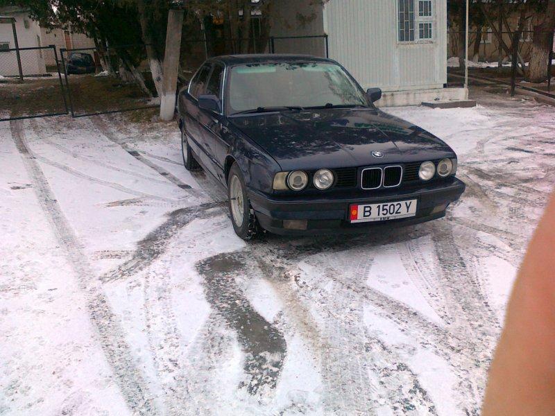 BMW 5-серия 1991