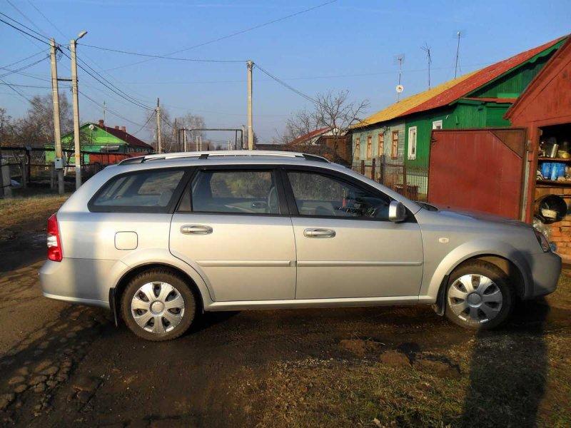 Chevrolet Lacetti 2010