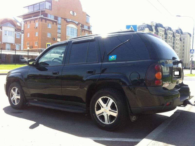 Chevrolet TrailBlazer 2007