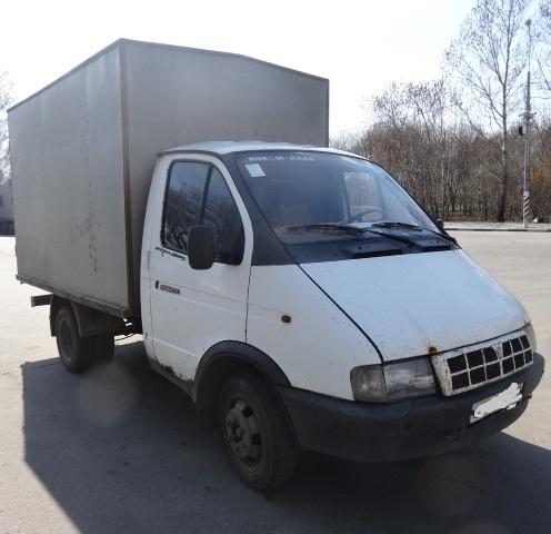 ГАЗ 3302 2002