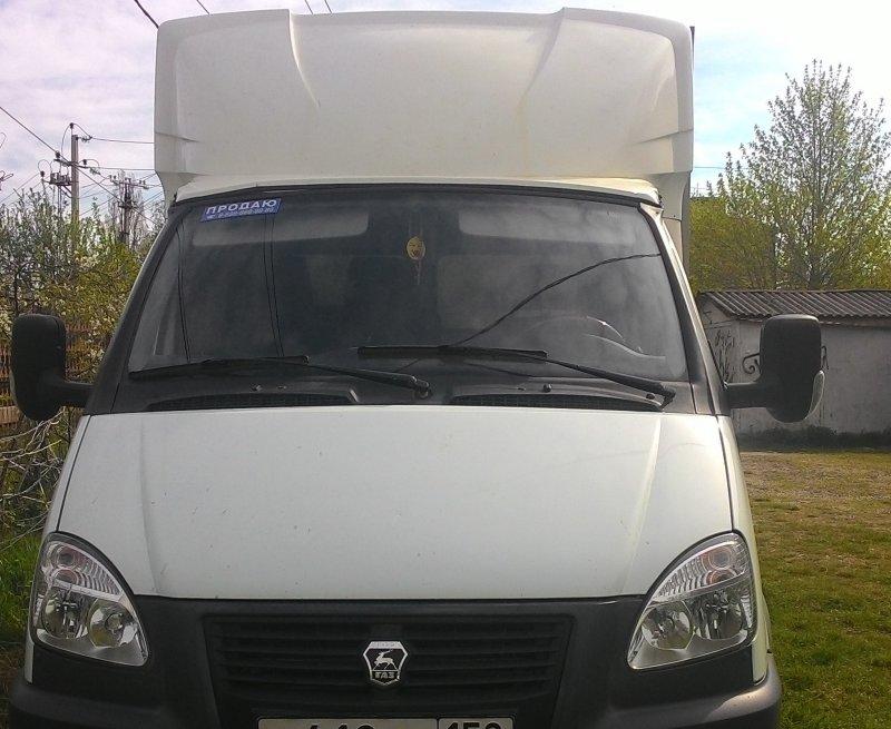 ГАЗ 2752 2012