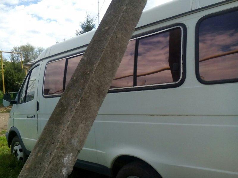 ГАЗ 3221 Газель 2000