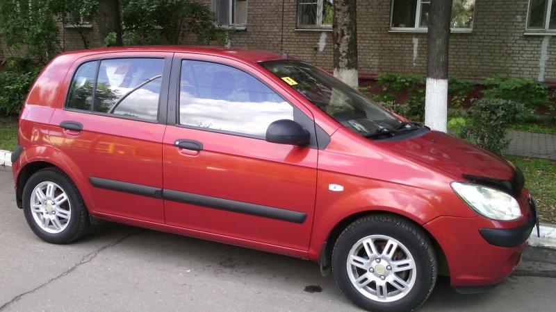 Hyundai Getz II 2006