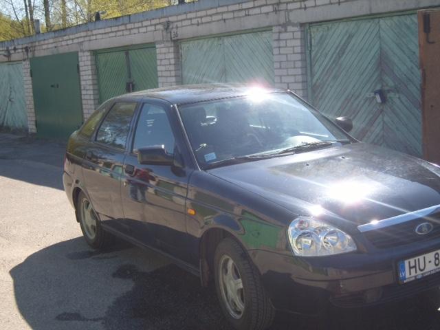 ВАЗ Lada Priora 2011