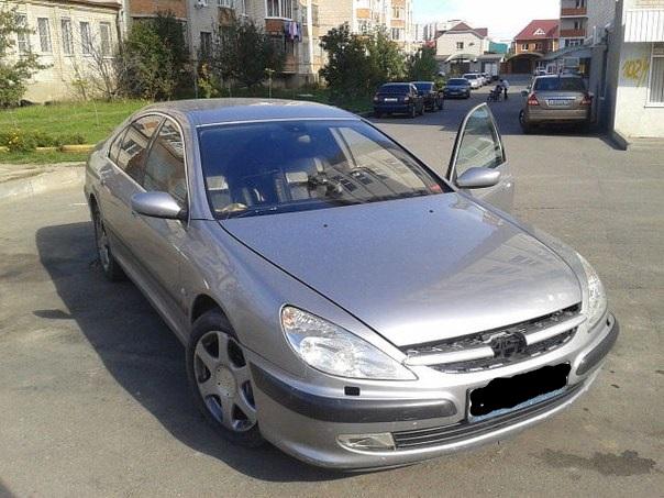 Peugeot 607 2000